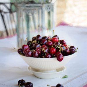 Bowl Full of Cherries blog post at shepherdssongcreations.com